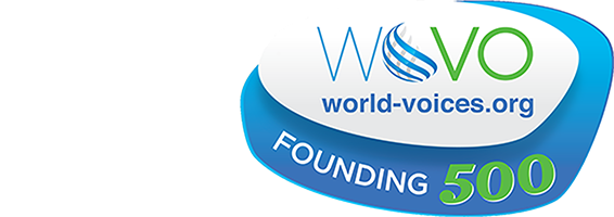 World Voices Organization Founding 500 member