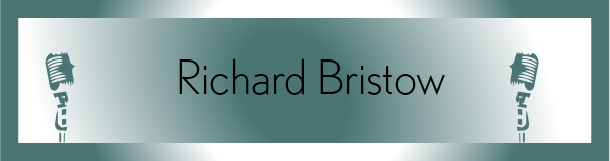 Richard Bristow Voice Actor audio books page